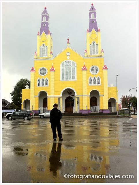Iglesia de madera de Castro