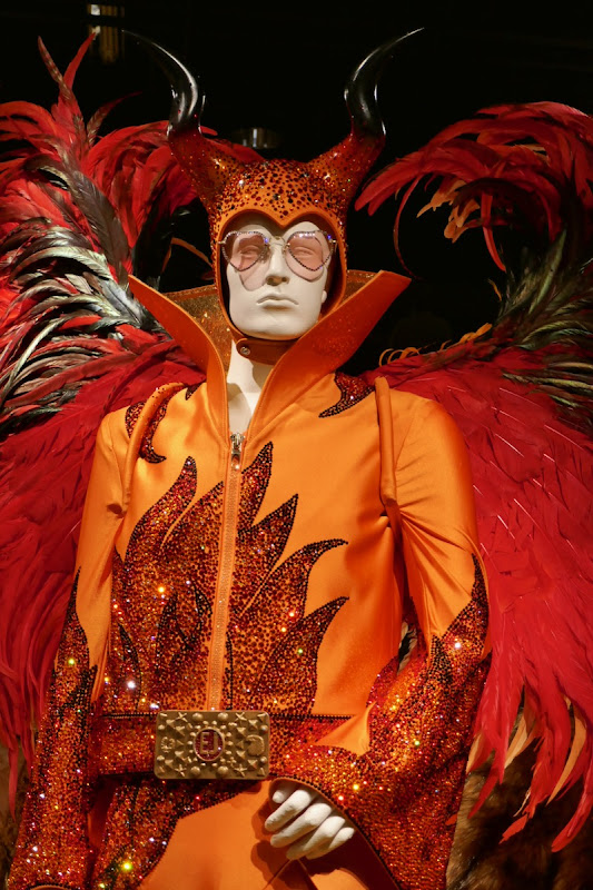 Elton John Rocketman Devil movie costume