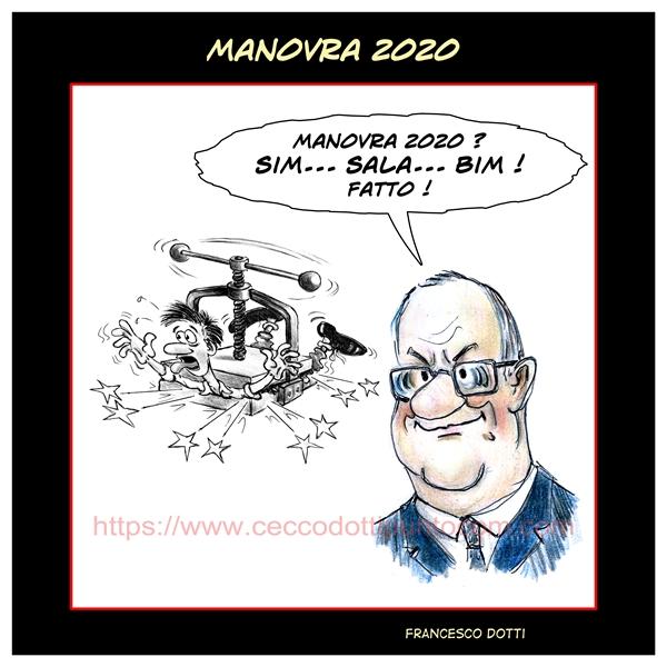 Manovra 2020