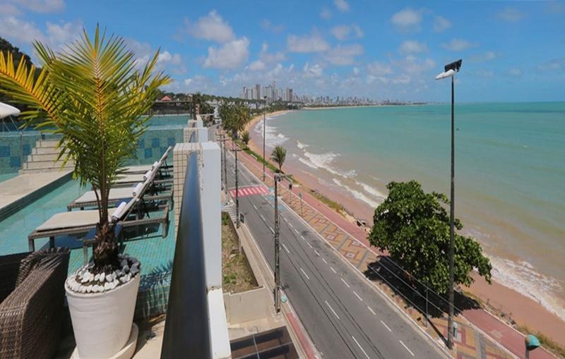 Praia de Cabo Branco, João Pessoa