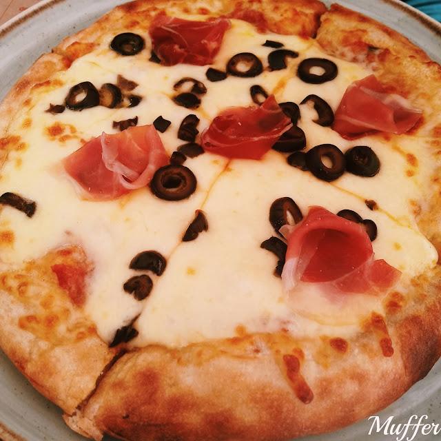 Pizzería Da Noi - Prosciutto