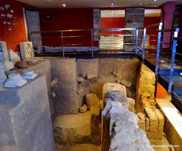 Sítio Arqueológico Casa del Obispo, Cádiz, Andaluzia