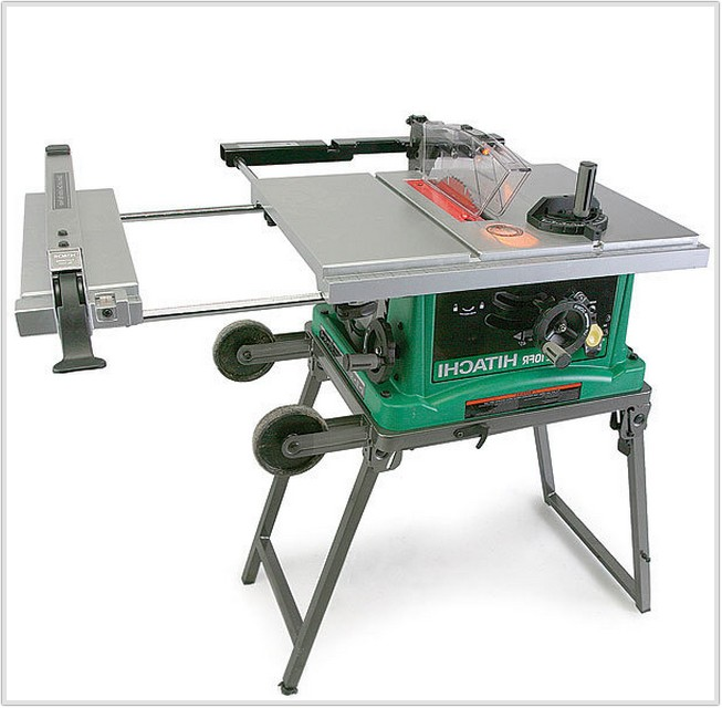 Hitachi Table Saw C10fr Price