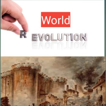 Important revolutions of world history