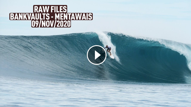 Off-Season Bombs - Mentawais - Josh Kerr - RAWFILES 09 NOV 2020