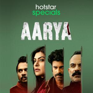 Aarya (2020) Hindi Season 1 Complete 720p