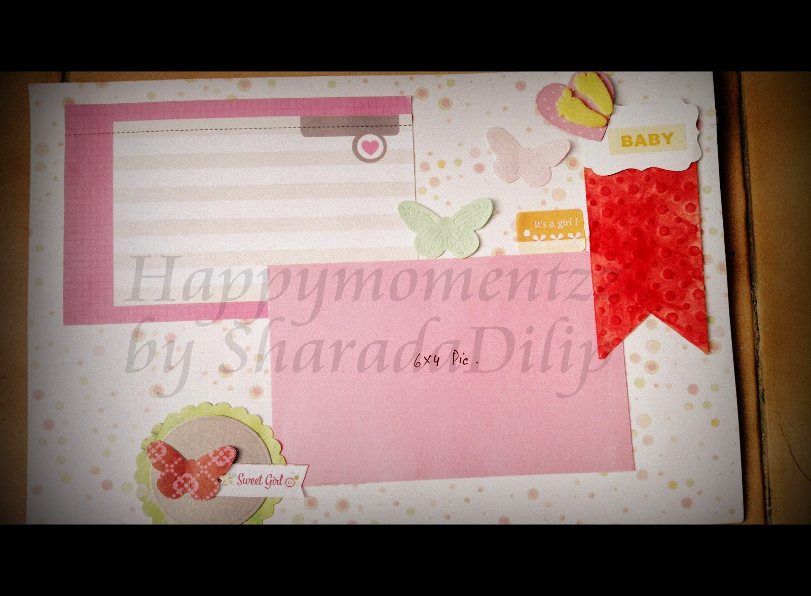 Happymomentzz Crafting By Sharada Dilip Baby Girl Album