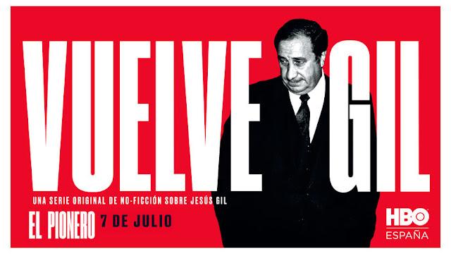 El Pionero, Jesús Gil, Tráiler, HBO