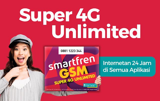 Buat kamu yang tertarik dengan paket internet  Setting APN Smartfren 4G GSM Biar Ngebut