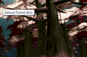 Sakura Forest Skin AOTTG - Fall In The Japan