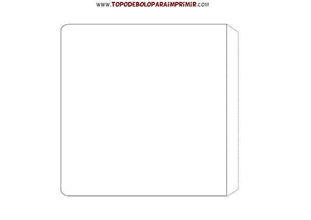 caixa para padrinhos para imprimir