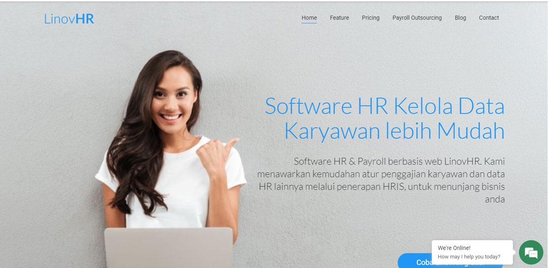 Software HR dari LinovHR: Kelola Data Karyawan Lebih Mudah Berkatnya