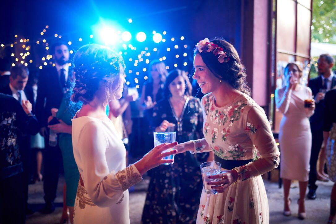 La boda de Marta y Tomás en Aranjuez - Como La Boda Misma