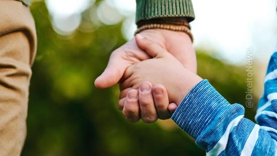 stj processamento pedido adocao parentes afinidade