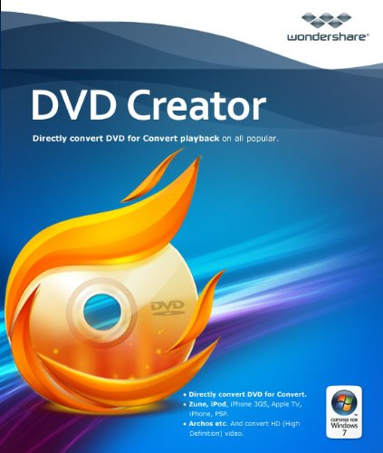 WONDERSHARE DVD CREATOR 6.2.2.95 Crack Free Downlaod