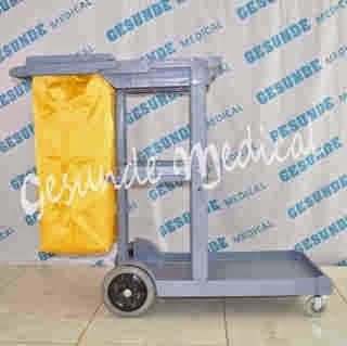 agen janitor trolley gm sc01