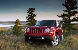2018 Jeep Patriot - 2018 voitures les moins chères