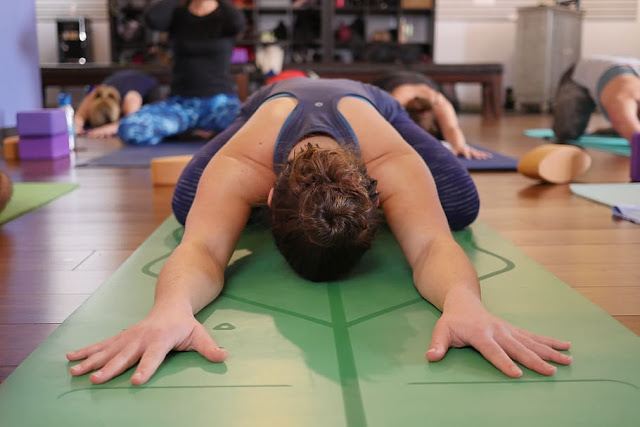 Yoga warm-up for beginners