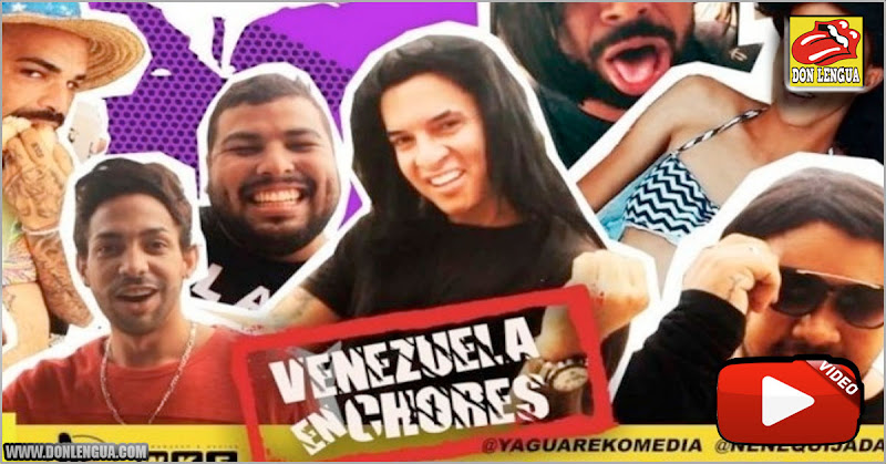 Venezuela en Chores  : La parodia del mediocre programa de TV