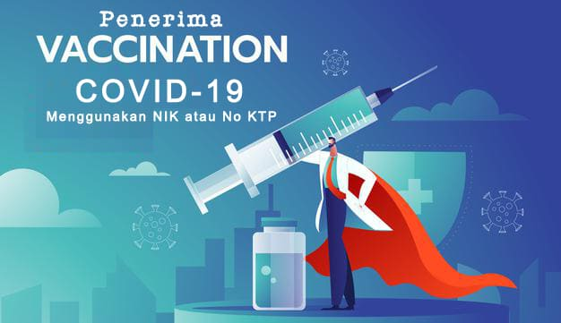 Daftar Penerima Vaksin Covid-19 Gratis