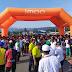 Diikuti Ribuan Peserta, Lomba Lari 10 K yang Digelar PASI Kerinci Berjalan Sukses