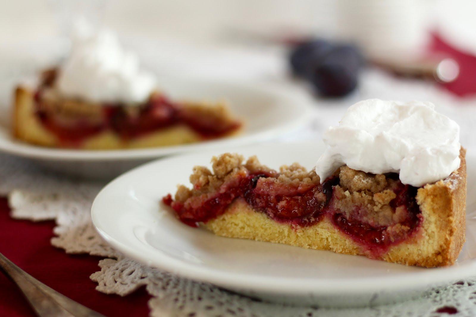 Hildes Zwetschgenkuchen mit Zimtstreuseln | Rezept und Video von Sugarprincess
