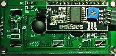 LCD 2004 atau 20x4 dengan I2C Arduino ~ INI BLOG?