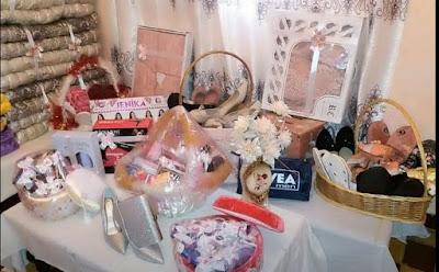 10 نقاط مهمة في تخضير جهاز العروس  - قائمة بكل احتياجات مع الصور