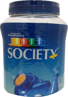 Society Tea Plastic Bottle  (500 g)