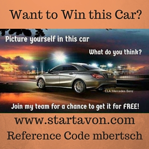 Win Car with Avon