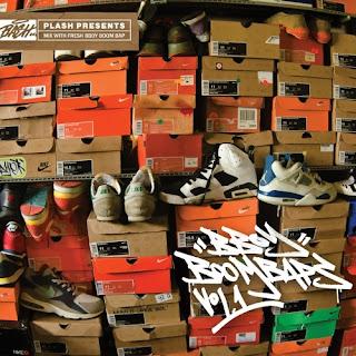 DJ Plash One - Bboy Boom Baps v1 (2014)