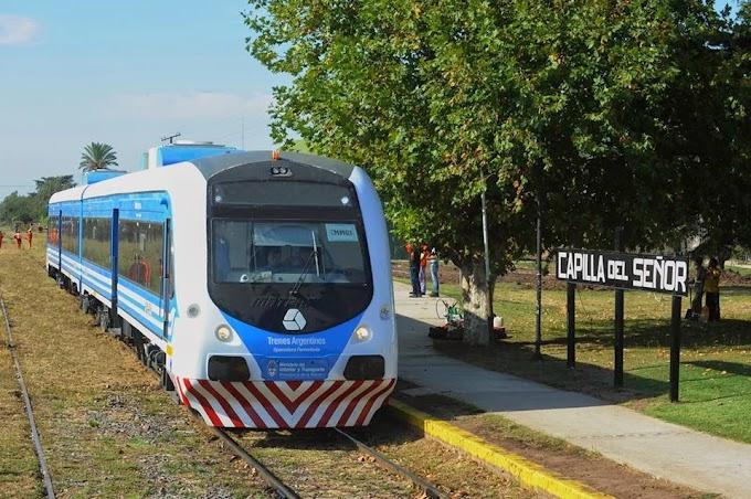 El Tren del Valle recibirá un refuerzo de dos trenes Materfer