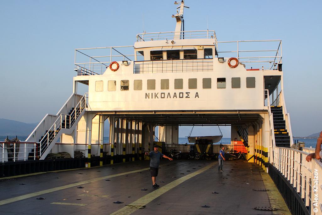 Мост Рио - Антирио