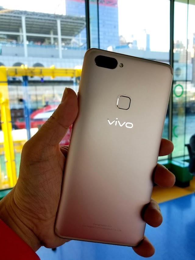 Vivo X20 Plus 澳門遊記(上)