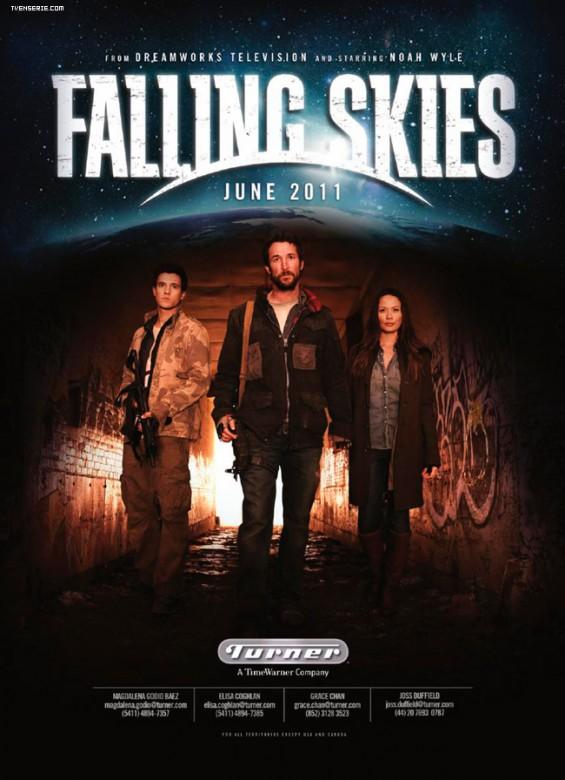 Assistir Série Falling Skies Online Legendado