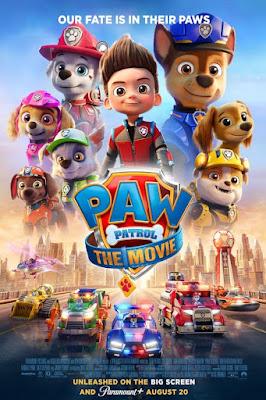 PAW Patrol: The Movie (2021) English 5.1ch 720p | 480p HDRip ESub x264 750Mb | 250Mb