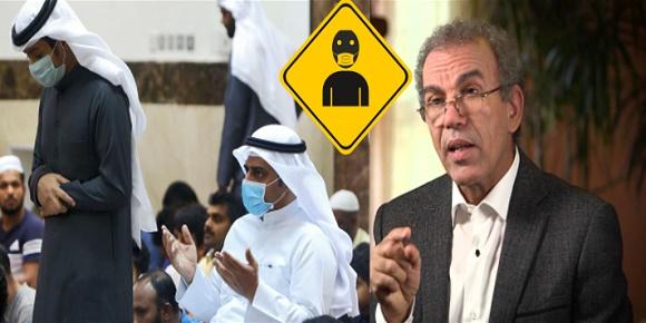 هل فيروس كورونا غضب إلهي   من الله  ..  الوباء والدعاء...  احمد عصيد