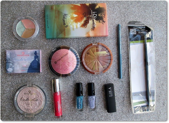 Regalos de Miss Potingues: Maquillaje