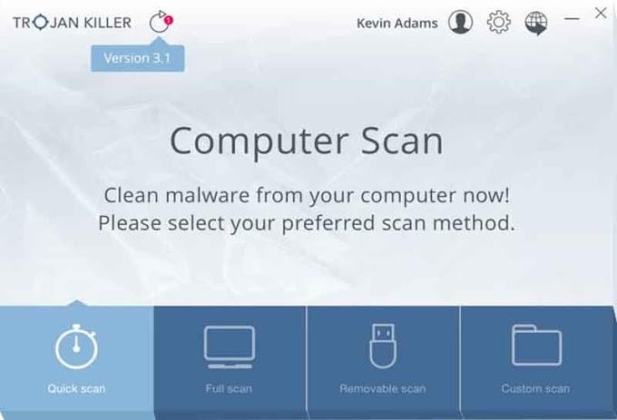 Trojan Killer 2.0.97 (Repack & Portable) - công cụ và trình quét chống vi-rút