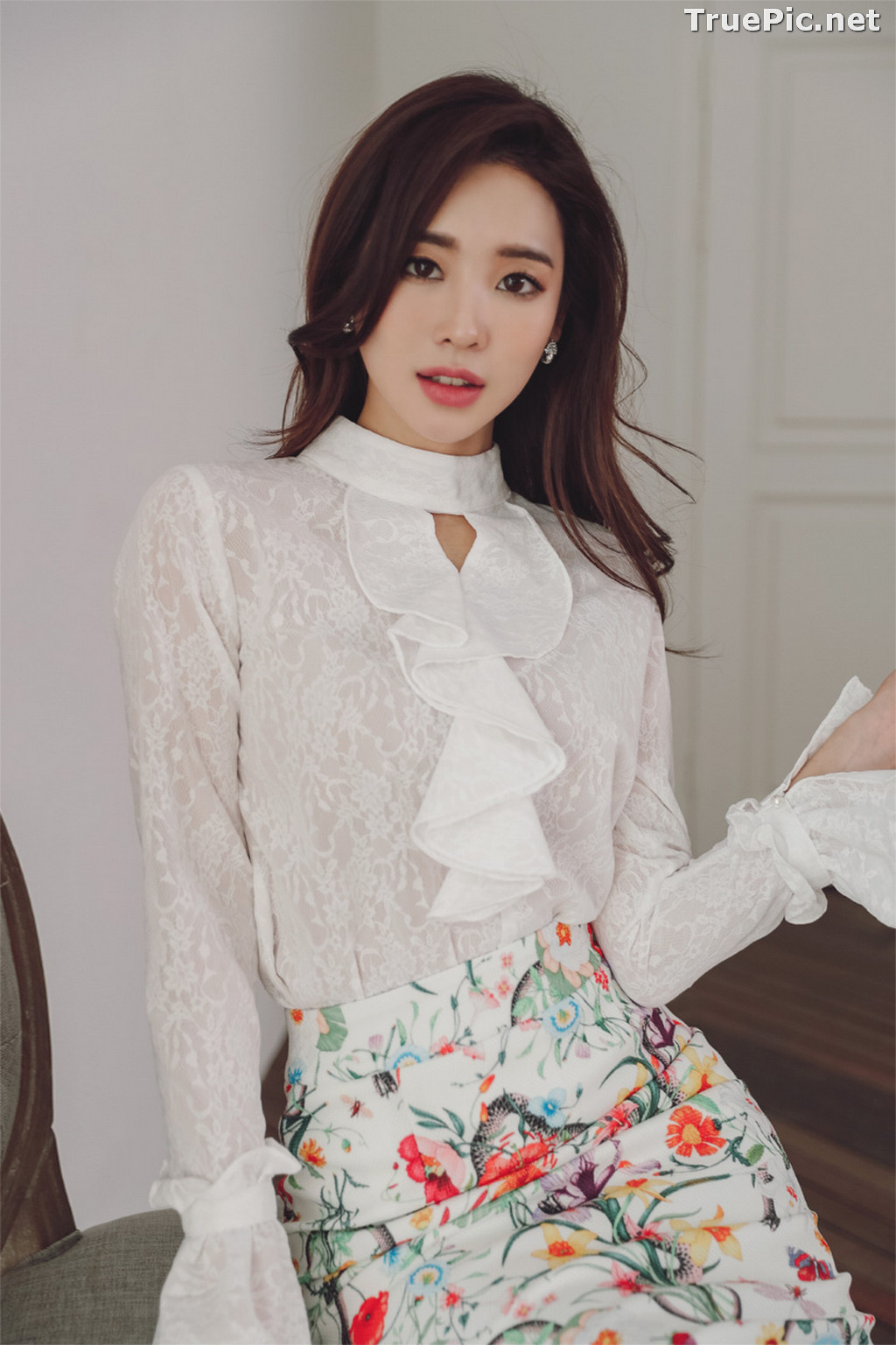 Image Korean Beautiful Model – Park Da Hyun – Fashion Photography #1 - TruePic.net - Picture-1