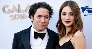 Horóscopo de los Famosos: Maria Valverde y Gustavo Dudamel