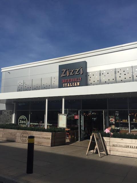 Zizzi Italian Birstall review