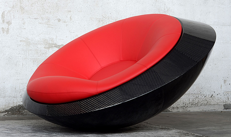 UFO Rocking Chair by IT ONEOFF