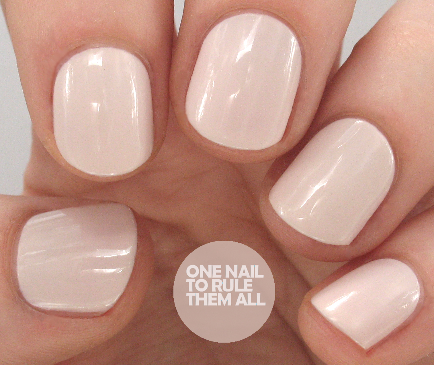 One Nail To Rule Them All Vvb Victoria Beckham Nails Inc