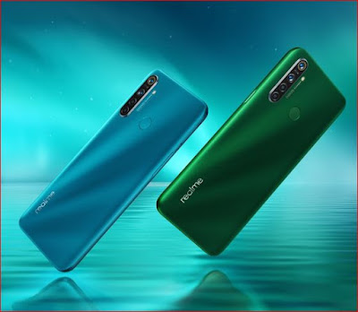 Realme company The first phone of the year 2020,