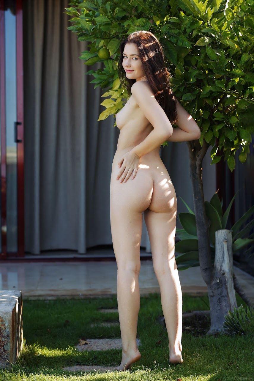 [EternalDesire] Kacy Lane - Backyard jav av image download