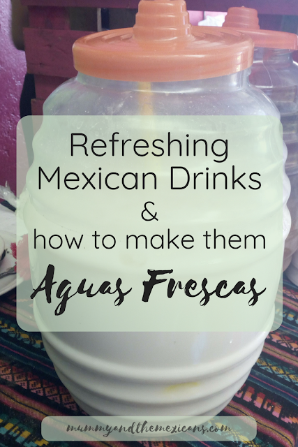Refreshing Mexican Drinks And How To Make Them - Aguas Frescas