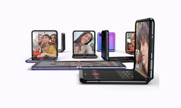 اطلاق هاتف سامسونج Galaxy Z Flip الجديد !!