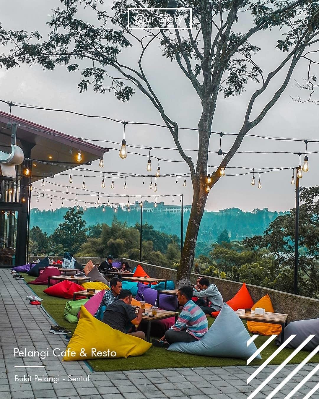 Harga Menu Pelangi Cafe Bogor