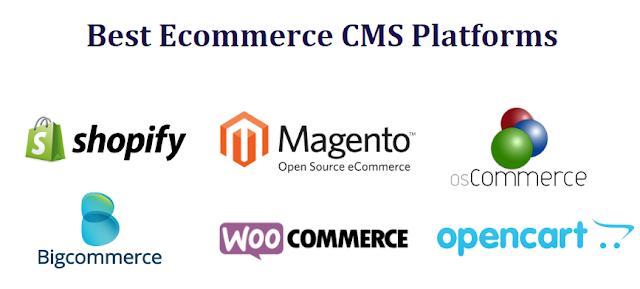 5 Best E-Commerce CMS